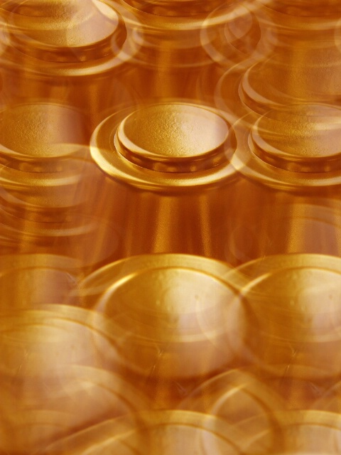 The Golden Flying Saucer
