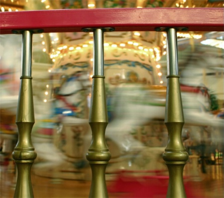 Carousel in Motion