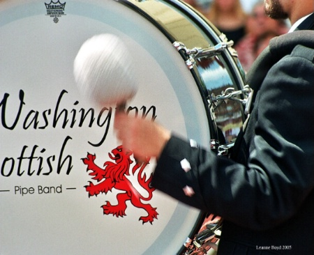 Banging the Drum Softly