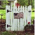 © Deborah A. Prior PhotoID# 697036: Patriot Gate