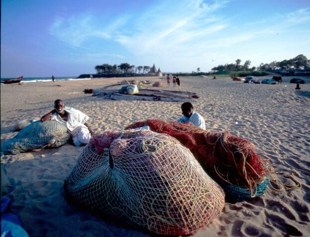 Fishermen, Tamil Nadu, South India - ID: 698629 © Govind p. Garg