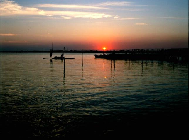 Tamil Nadu Sunset, South India - ID: 698631 © Govind p. Garg