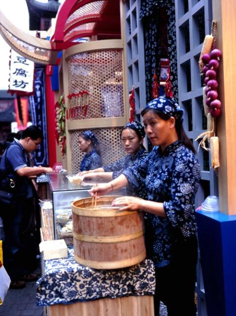 The China market - ID: 700395 © Govind p. Garg