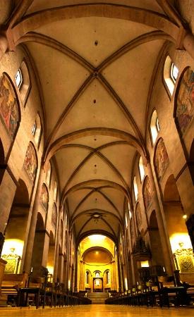 A church in Mainz