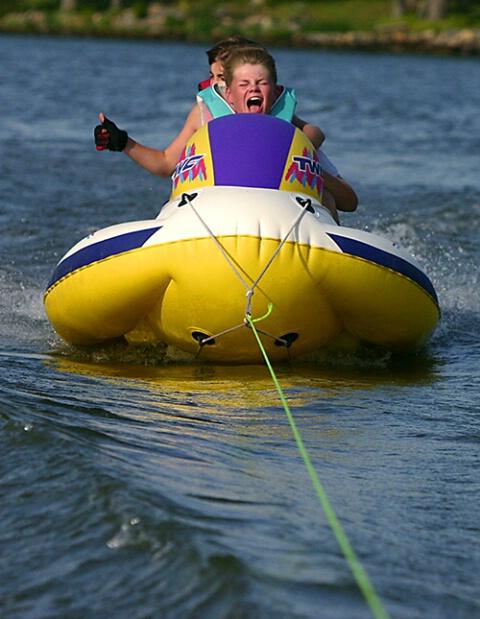 Water Raft #1