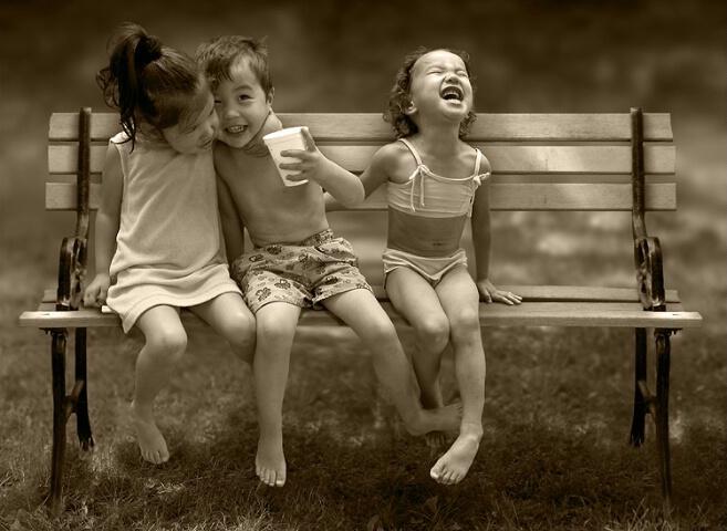 Innocent Laughter - Kazakh Cuties 2003