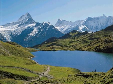 Heaven in Grindelwald