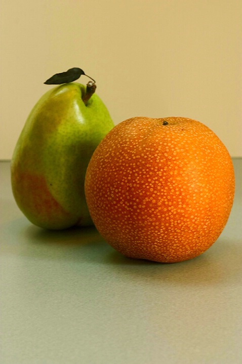 Two of a Kind:Pears