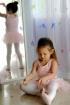 little girl balle...