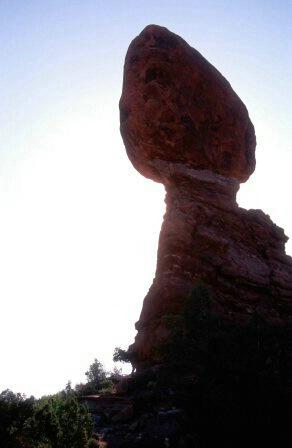 Balanced Rock #1  1727 - ID: 750476 © Shirley  Scott