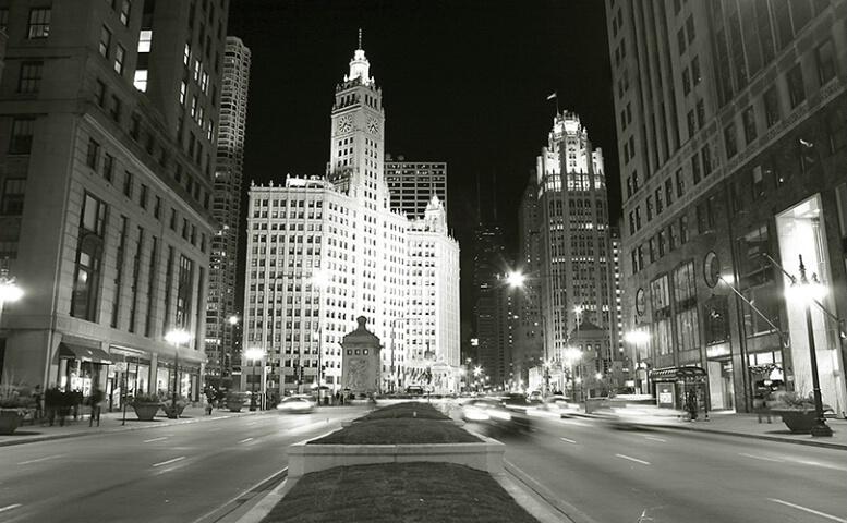 The Magnificent Mile - Michigan Avenue