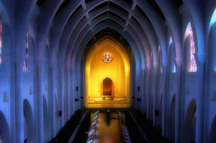 Blue Prayer