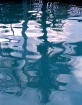 A pool of reflect...