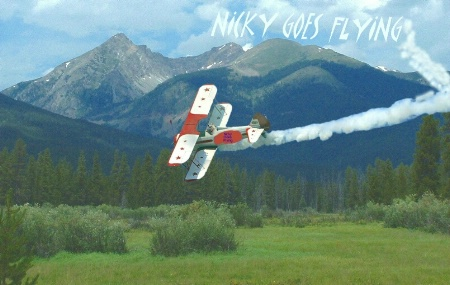 Nicky Goes to Colorado to Fly revisited