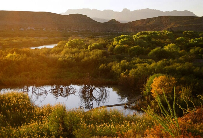 Fall Colors in Texas!  - Big Bend National Park