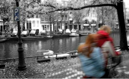 December in Amsterdam