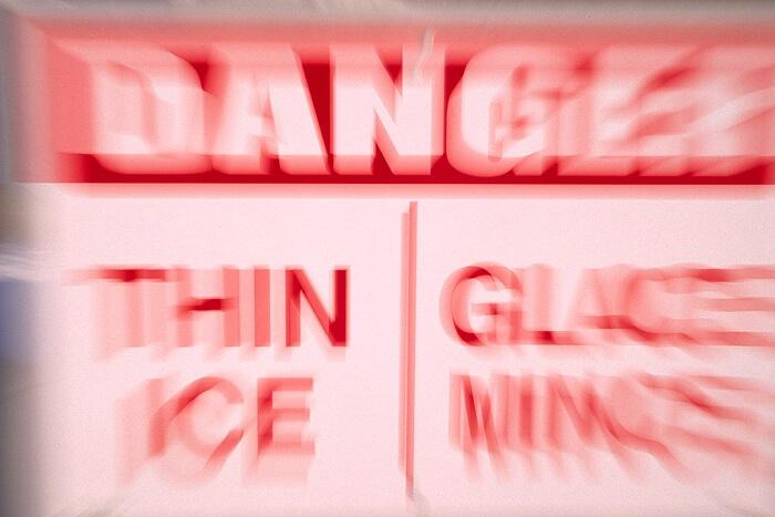 Danger, Thin Ice !