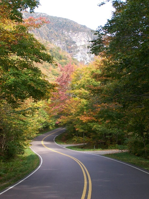 Autumn in Smugglers' Notch