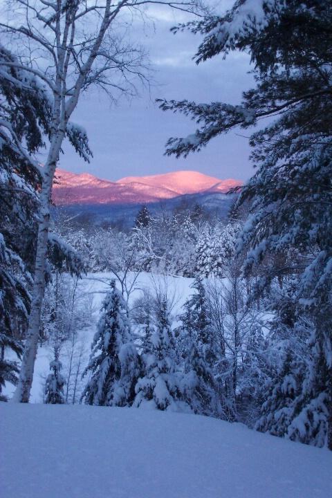 Green Mountain Sunrise