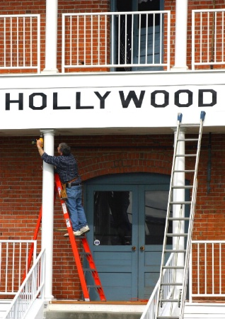 Hollywood gets a facelift
