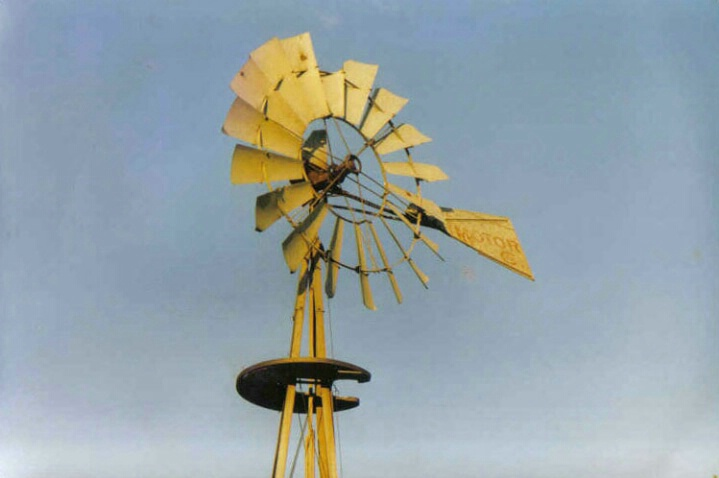 Wind power - ID: 781542 © Eric B. Miller