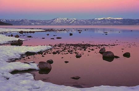 Sierra Twilight - Lake Tahoe
