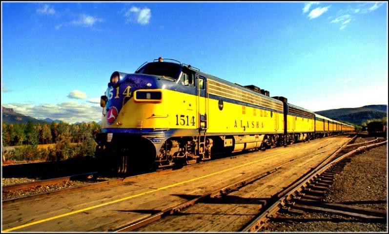 The Alaska Railroad