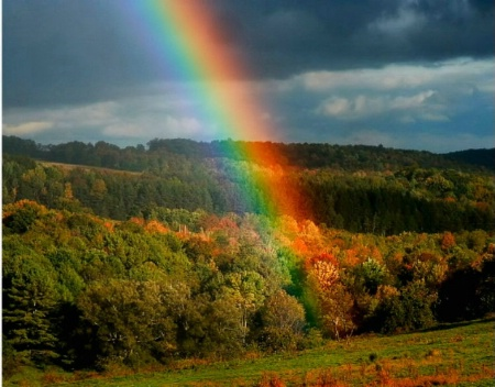 At the End of the Rainbow...
