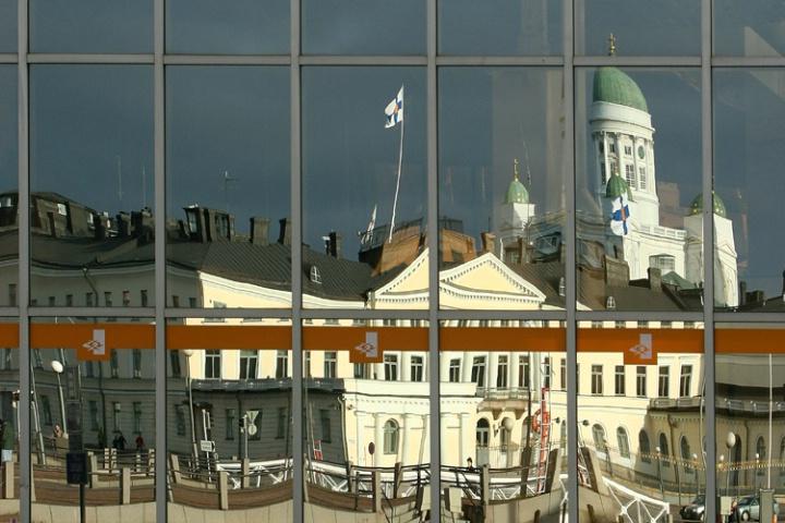 Helsinki is falling apart!