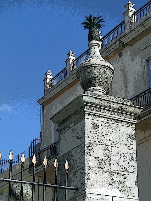Detalle del Templete