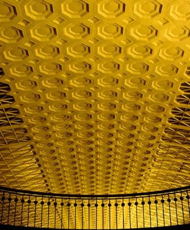 Ceiling, Union Station II