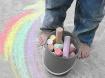 Sidewalk Feet