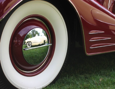 cadillac reflections