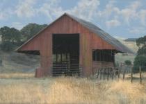 Highway 120 Barn