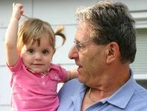Ava and Poppa