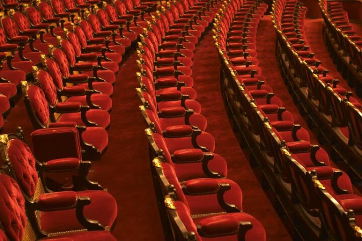 Awaiting an Audience