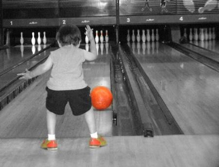 J.T. Bowls Again!
