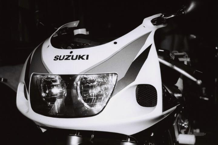 my gsxr600
