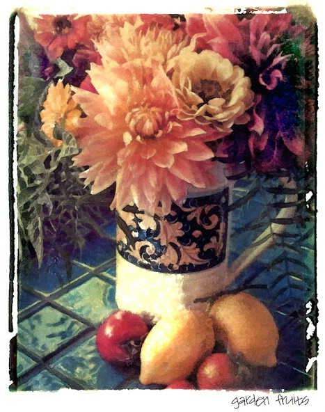 fruits of the garden
