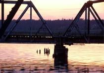 Everett Marina Sunset 2