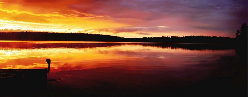 Voyageur Sunset Palette