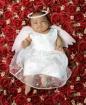 Baby On Rose