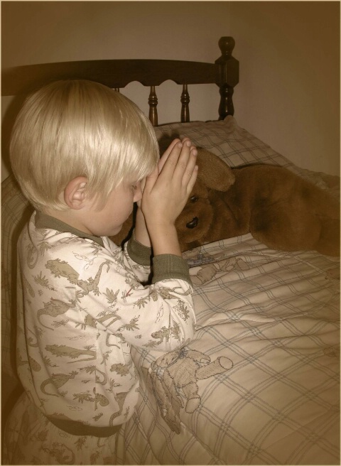~Bed time prayers~
