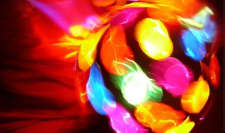 Ball of Energy & Light
