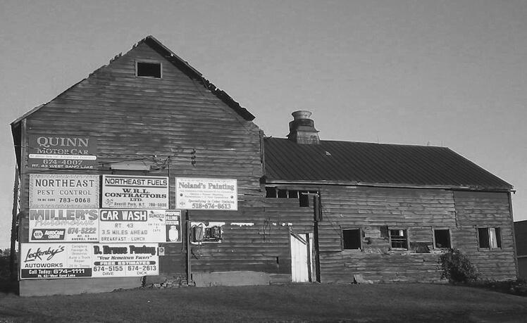 Rural Billboard                               - ID: 550400 © Sandra Hardt