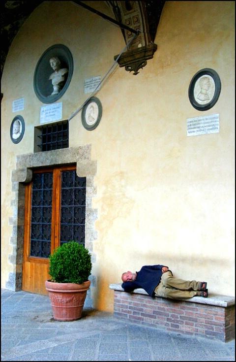 Tuscany, Where life is art ...