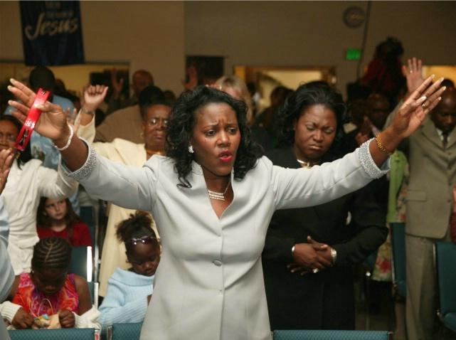 Sunday Worship April 17, 2005