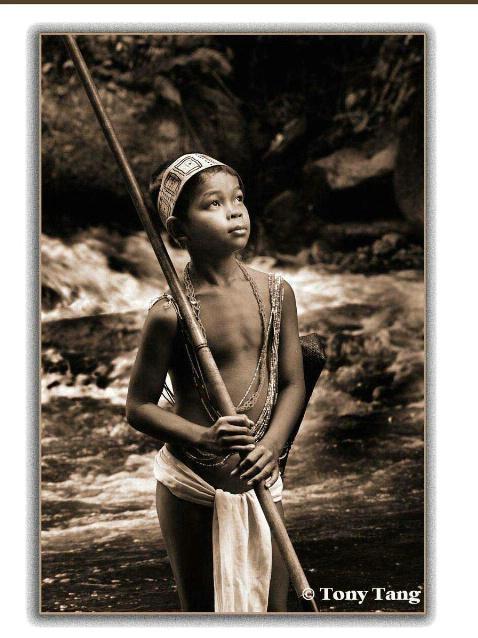 Orang Asli Boy - ID: 860895 © Tony Tang