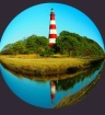 Lighthouse in a B...