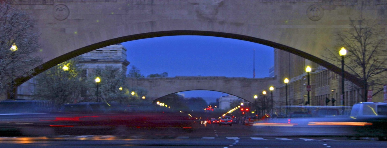 Rush Hour in DC